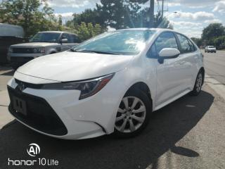 Used 2021 Toyota Corolla LE for sale in Toronto, ON