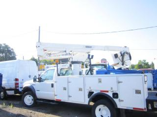 Used 2005 Ford F-550 Super Duty DRW Reg Cab for sale in North York, ON