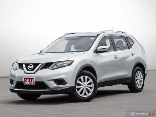Used 2016 Nissan Rogue S for sale in Carp, ON