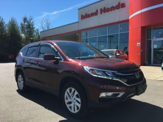 Used 2016 Honda CR-V SE for sale in Courtenay, BC