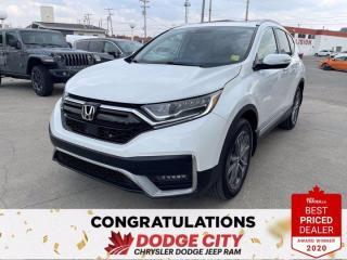 Used 2020 Honda CR-V for sale in Saskatoon, SK