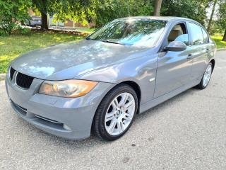 Used 2008 BMW 3 Series 4dr Sdn 328xi AWD for sale in Mississauga, ON