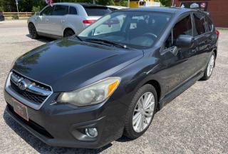 Used 2012 Subaru Impreza Premium Plus 5-Door+s/R for sale in Tiny, ON