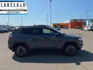 Used 2021 Jeep Compass Sport  -  Heated Seats -  Apple CarPlay - $214 B/W for sale in Prince Albert, SK