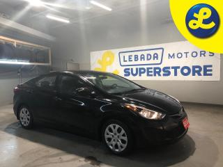 Used 2015 Hyundai Elantra Heated Cloth Seats * Keyless Entry * Sport/Comfort/Eco Mode * Manual Mode * AM/FM/SXM/USB/Aux/BT * Cruise Control *Steering Wheel Controls * Hands Fr for sale in Cambridge, ON