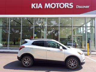 Used 2017 Buick Encore Sport Touring for sale in Charlottetown, PE