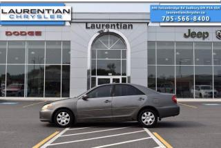 Used 2004 Toyota Camry SELF CERTIFY!! for sale in Sudbury, ON