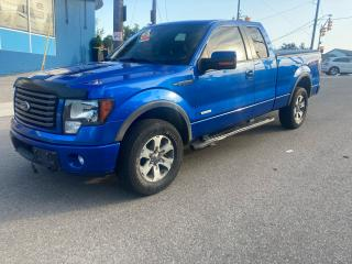 Used 2011 Ford F-150 Fx4 v6 1owner leather sun certified for sale in Toronto, ON