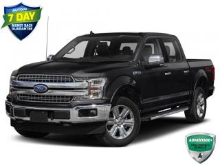 Used 2019 Ford F-150 Lariat   ONE OWNER   CLEAN CARFAX   LEATHER   HEATED SEATS   MOONROOF   for sale in Barrie, ON