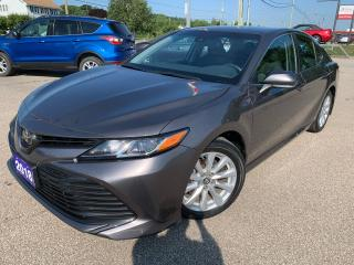Used 2018 Toyota Camry LE for sale in Beamsville, ON