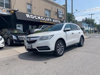 Used 2014 Acura MDX SH-AWD 4dr Nav Pkg for sale in Scarborough, ON
