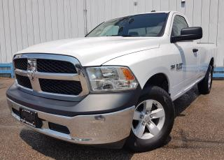 Used 2018 RAM 1500 Regular Cab Long Box 4x4 for sale in Kitchener, ON