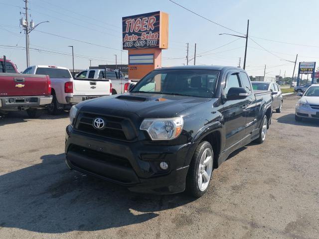 2014 Toyota Tacoma X-Runner*ONLY 131KMS*MANUAL 6SPD*NAVI*LOADED*CERT