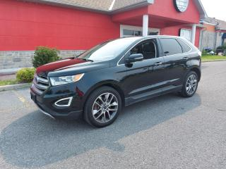 Used 2016 Ford Edge Titanium for sale in Cornwall, ON