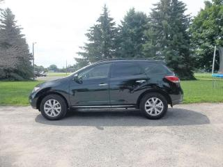 Used 2013 Nissan Murano SV AWD for sale in Thornton, ON
