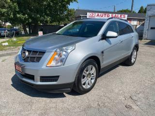 Used 2010 Cadillac SRX AWD/Automatic/Leather/Bluetooth/Comes Certified for sale in Scarborough, ON