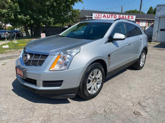 2010 Cadillac SRX AWD/Automatic/Leather/Bluetooth/Comes Certified