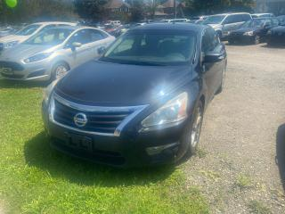 Used 2013 Nissan Altima SL for sale in Mississauga, ON