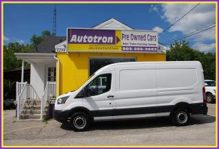 Used 2016 Ford Transit 250 2016 Ford transit 250 mid long for sale in Woodbridge, ON