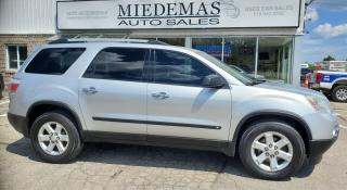 Used 2010 GMC Acadia SLE1 for sale in Mono, ON