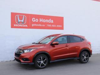 New 2021 Honda HR-V Sport for sale in Edmonton, AB