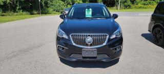 Used 2016 Buick Envision Premium II 4dr AWD Sport Utility Vehicle for sale in Ingleside, ON