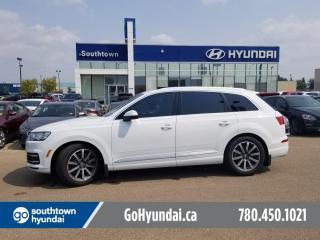 Used 2017 Audi Q7 TECHNIK/3.0TURBO/NAV/PANO ROOF/LEATHER for sale in Edmonton, AB