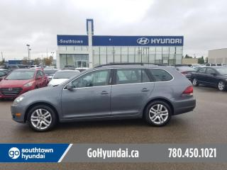 Used 2011 Volkswagen Golf Wagon LEATHER/DIESEL/ for sale in Edmonton, AB