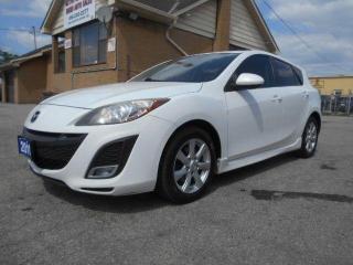 Used 2011 Mazda MAZDA3 SPORT 2.5L Automatic Hatchback Certified for sale in Etobicoke, ON
