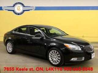 Used 2011 Buick Regal CXL Only 73K km, Leather, Sunroof & more for sale in Vaughan, ON