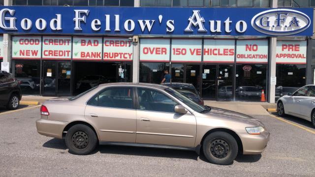 2002 Honda Accord Special Price Offer for LX MODEL Photo2
