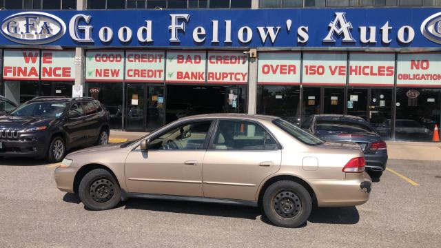 2002 Honda Accord Special Price Offer for LX MODEL Photo3
