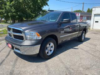 Used 2015 RAM 1500 1Owner/Accident Free/4x4/Quad Cab/Comes Certified for sale in Scarborough, ON