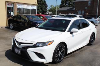 Used 2018 Toyota Camry SE SUNROOF for sale in Brampton, ON