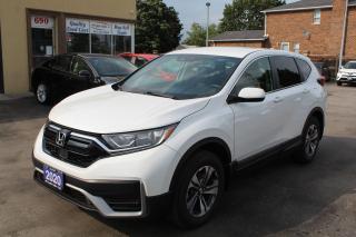 Used 2020 Honda CR-V LX AWD for sale in Brampton, ON