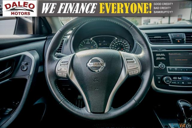 2016 Nissan Altima SV / KEYLESS START / BUCKET SEATS / LOW KMS Photo14