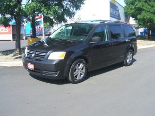 Used 2010 Dodge Grand Caravan SE  STOW N GO     TV/DVD     REVERSE CAM for sale in York, ON