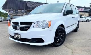 Used 2016 Dodge Grand Caravan 5dr 7SEAT VAN A/C SAFETY ONE OWNER NO ACCIDENT for sale in Oakville, ON