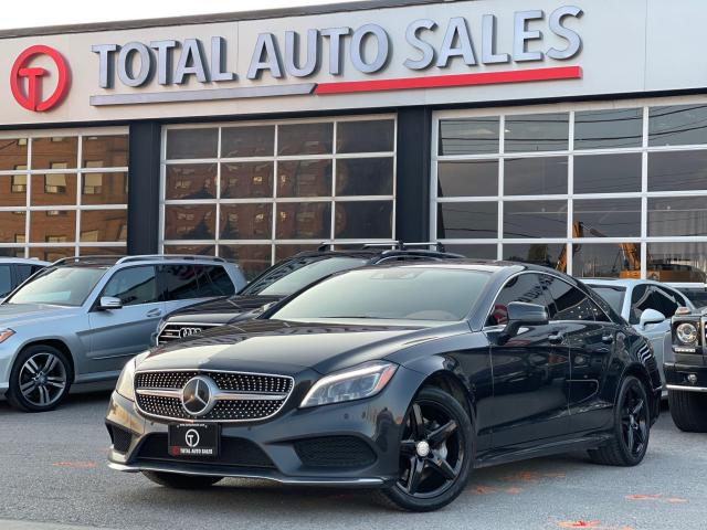 2016 Mercedes-Benz CLS-Class //AMG | DISTRONIC | NAVI | LED | LOADED