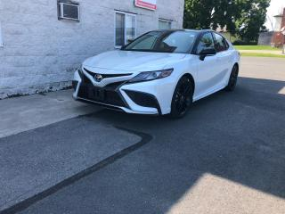 New 2021 Toyota Camry XSE PACKAGE+RED INTERIOR! for sale in Cobourg, ON