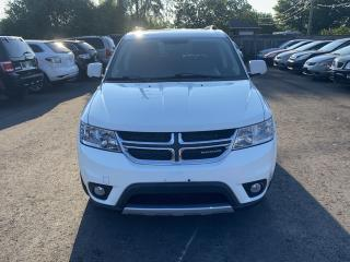 Used 2011 Dodge Journey R/T for sale in Hamilton, ON