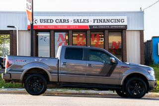 Used 2014 Ford F-150 FX4 | 5L | SuperCrew | Leather | Roof | Navi | Cam for sale in Oshawa, ON
