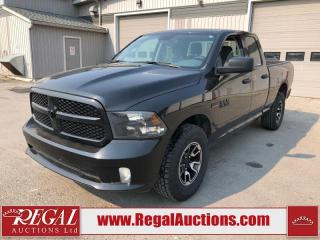 Used 2017 RAM 1500 Express Quad CAB SWB 4WD 5.7L for sale in Calgary, AB