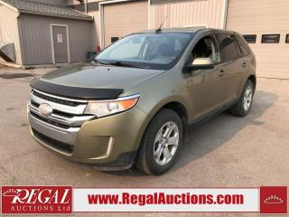 Used 2012 Ford Edge SEL 4D Utility AWD 3.5L for sale in Calgary, AB