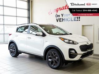 New 2022 Kia Sportage EX S 0% FINANCING NOW AVAILABLE! for sale in Winnipeg, MB