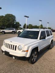Used 2016 Jeep Patriot High Altitude for sale in Petrolia, ON