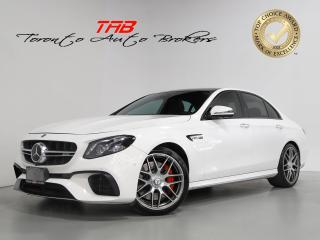 Used 2018 Mercedes-Benz E-Class E63 S AMG I 603HP I HUD I NAVI I MASSAGE for sale in Vaughan, ON