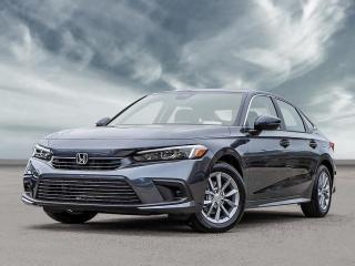 New 2022 Honda Civic Sedan EX CVT for sale in Amherst, NS