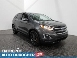 Used 2018 Ford Edge SEL AWD - Toit panoramique - Navigation - for sale in Laval, QC