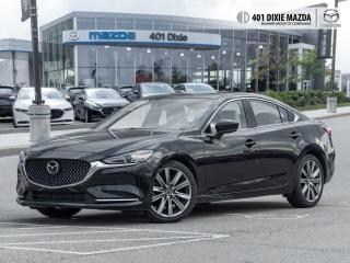 Used 2018 Mazda MAZDA6 Signature NO ACCIDENTS| 0.99 FINANCE AVAILABLE| NA for sale in Mississauga, ON
